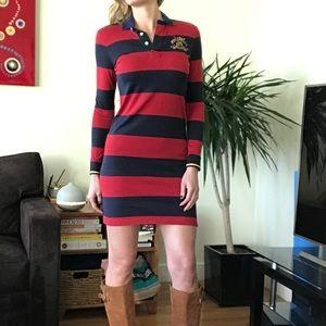Ralph Lauren Rugby Dress, SZ M
